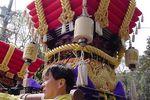 賀集八幡神社春祭り 壇尻